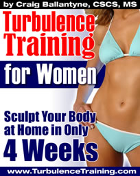 Turbulence Training for female