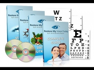 Restore My Vision Today CD